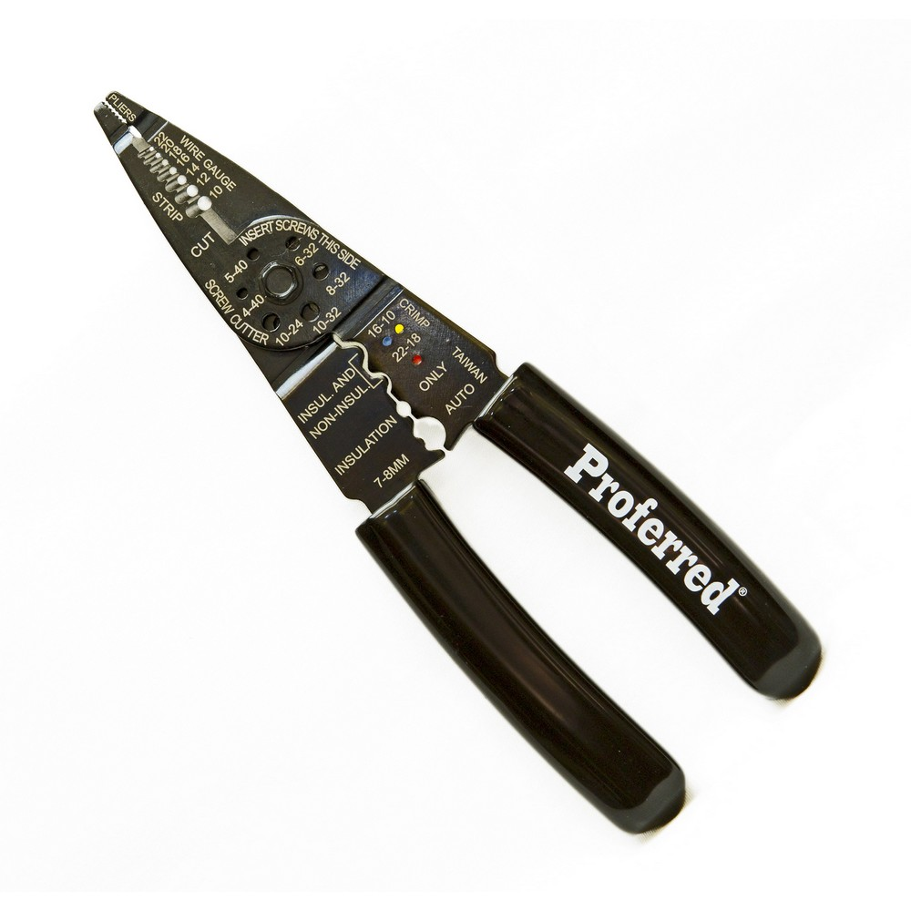 Stripper/Crimper Specialty Pliers -T22011
