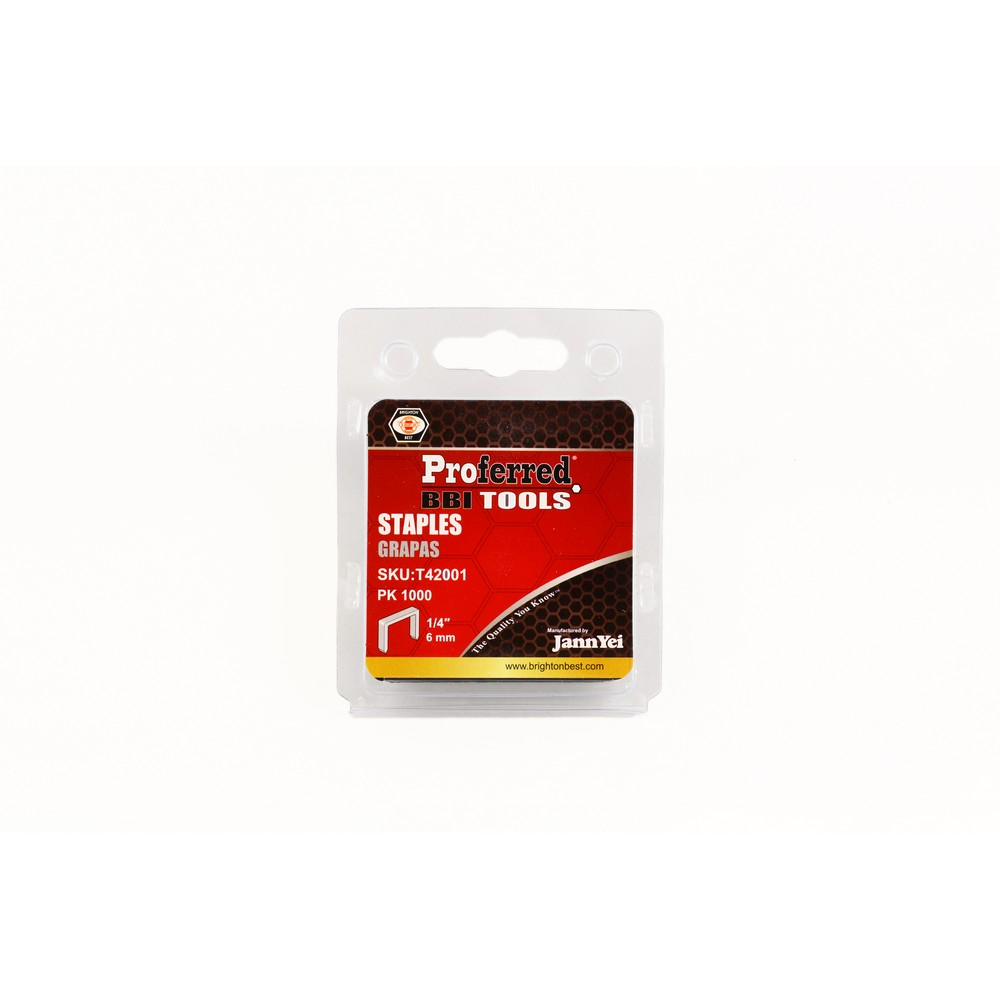 Staples (select size)